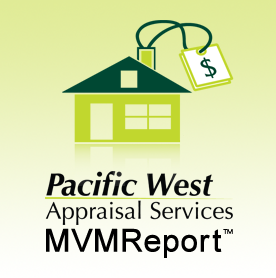 Pacific West Appraisal Services MVMREPORT Affordable Certified Appraisal